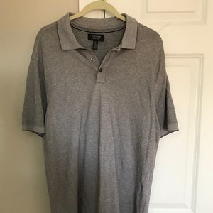 Nordstrom Shirts - Nordstrom men's gray polo
